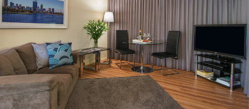 Perth apartment hotels
