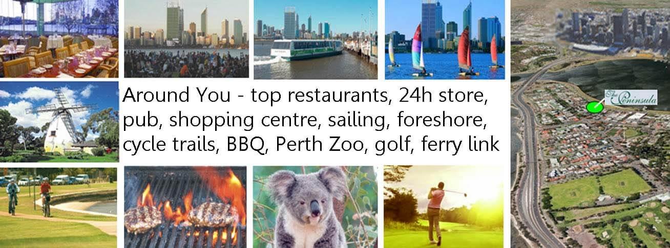 Perth Serviced Apartment - Hotel serviced apartments near ...
